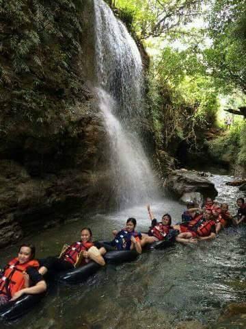 harga river tubing wisata santirah pangandaran