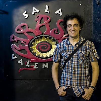 Jesús Manzano, actor y guionista de el Hormiguero