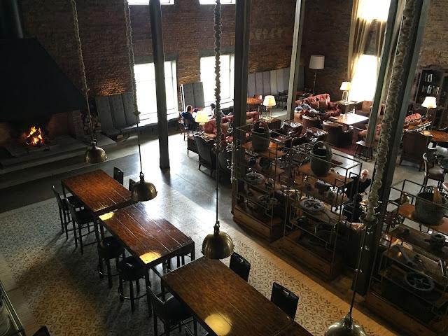 Bar Hotel Singular Patagonia