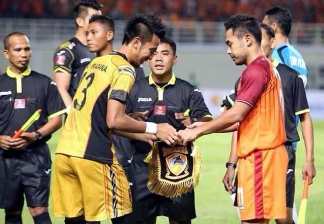 Borneo FC vs Mitra Kukar