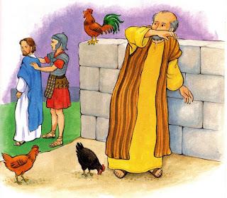 Resultado de imagen para negando a jesus