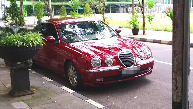 Jaguar S Type X200