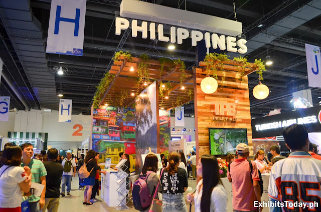 TPB Philippines TPB Tradeshow Display