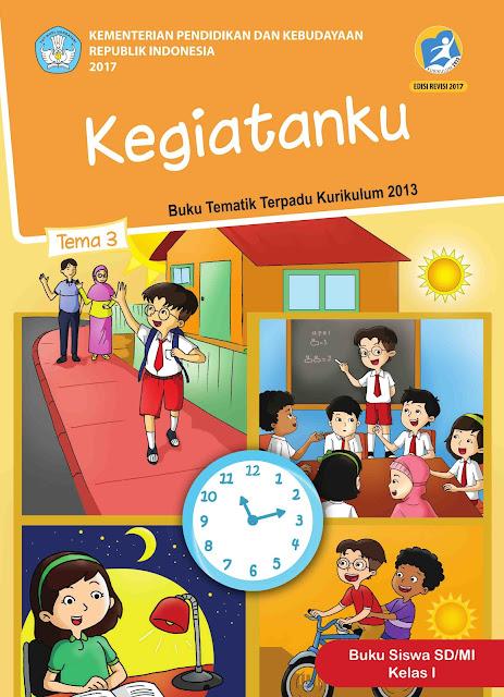 buku siswa kelas 1 tema 3 kegiatan ku pdf
