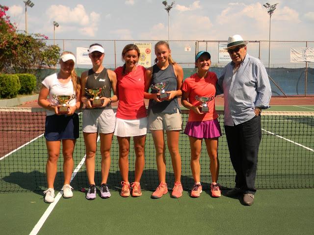 Πρέβεζα: Διεξήχθησαν οι τελικοί του J4 Preveza Tennis Tournament στα διπλά αγόρια - κορίτσια