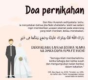 Ucapkan Kepada Pasangan Pengantin/Menikah