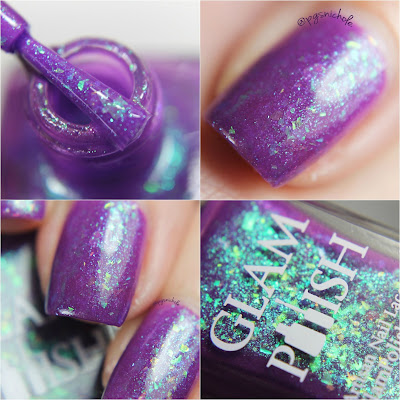 Glam Polish Scream