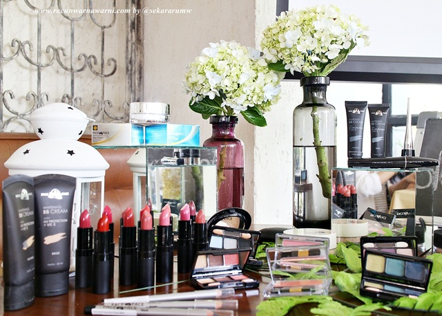Produk Make Up Face2Face