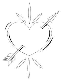 דפח צביעה לבבות