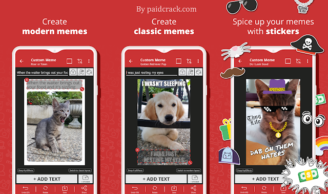 Meme Generator Pro Free download paid verstion