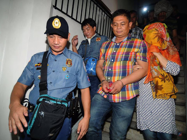 BREAKING NEWS: Vice Mayor Got Arrested At Awang Airport Being Linked To Davao City Bombing