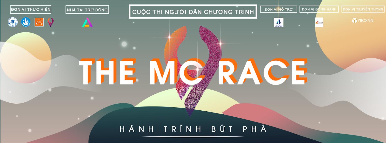 Cuộc thi MC THE MC RACE 2019 Đại học ngân hàng