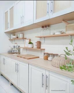 Desain Dapur Rumah Modern dengan Mushalla Terbaik Tahun 2021