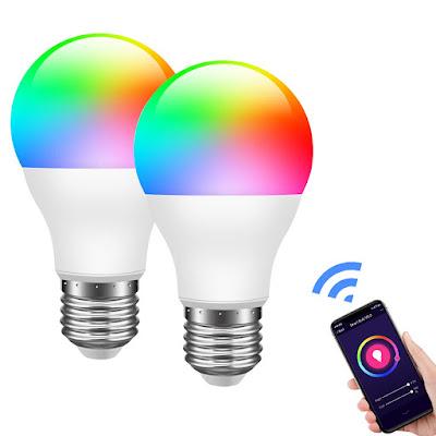 Harmonic Smart Light Bulb