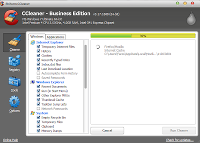 || شرح برنامج ccleaner - طريقة تنظيف الجهاز - شرح تسريع الجهاز - إصلاح الملفات الضارة - تسريع تصفح الانترنت ||