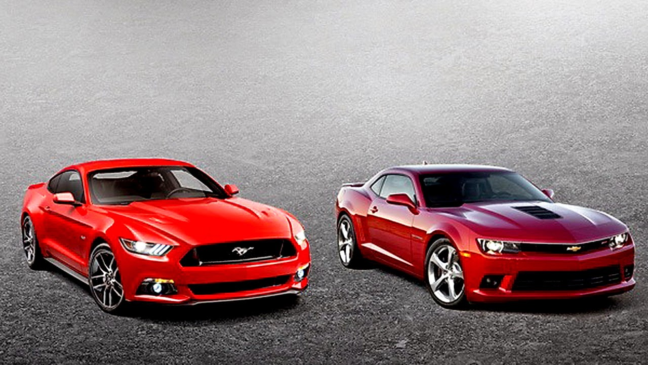 2014 ford mustang vs 2015 ford mustang. Black Bedroom Furniture Sets. Home Design Ideas