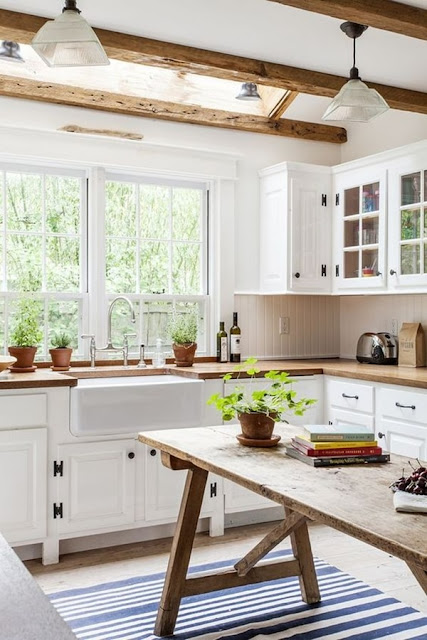 Chic Country Style Kitchens 4