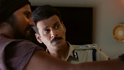 Manoj Bajpayee HD Pictures In Baaghi 2 Movie
