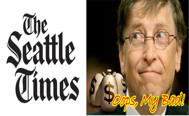 Image result for big education ape gates Seattle Times