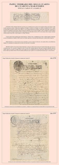 Filatelia, fiscal, Arroni, papel timbrado, maravedíes