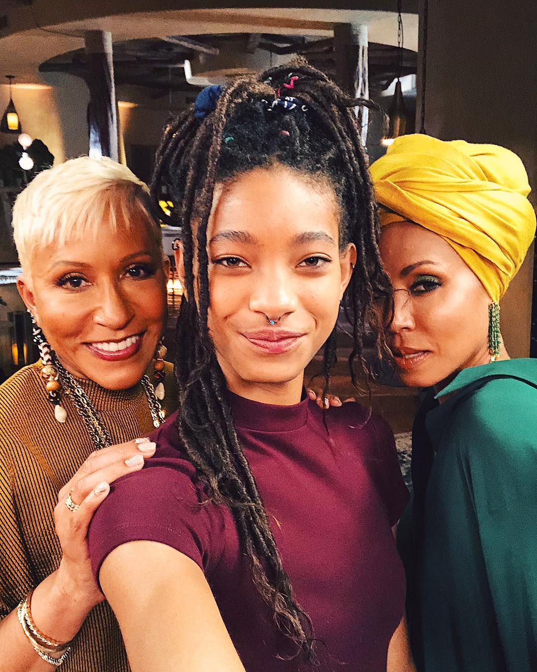 Willow Smith Talks Instagram And Body Image On Red Table Talk