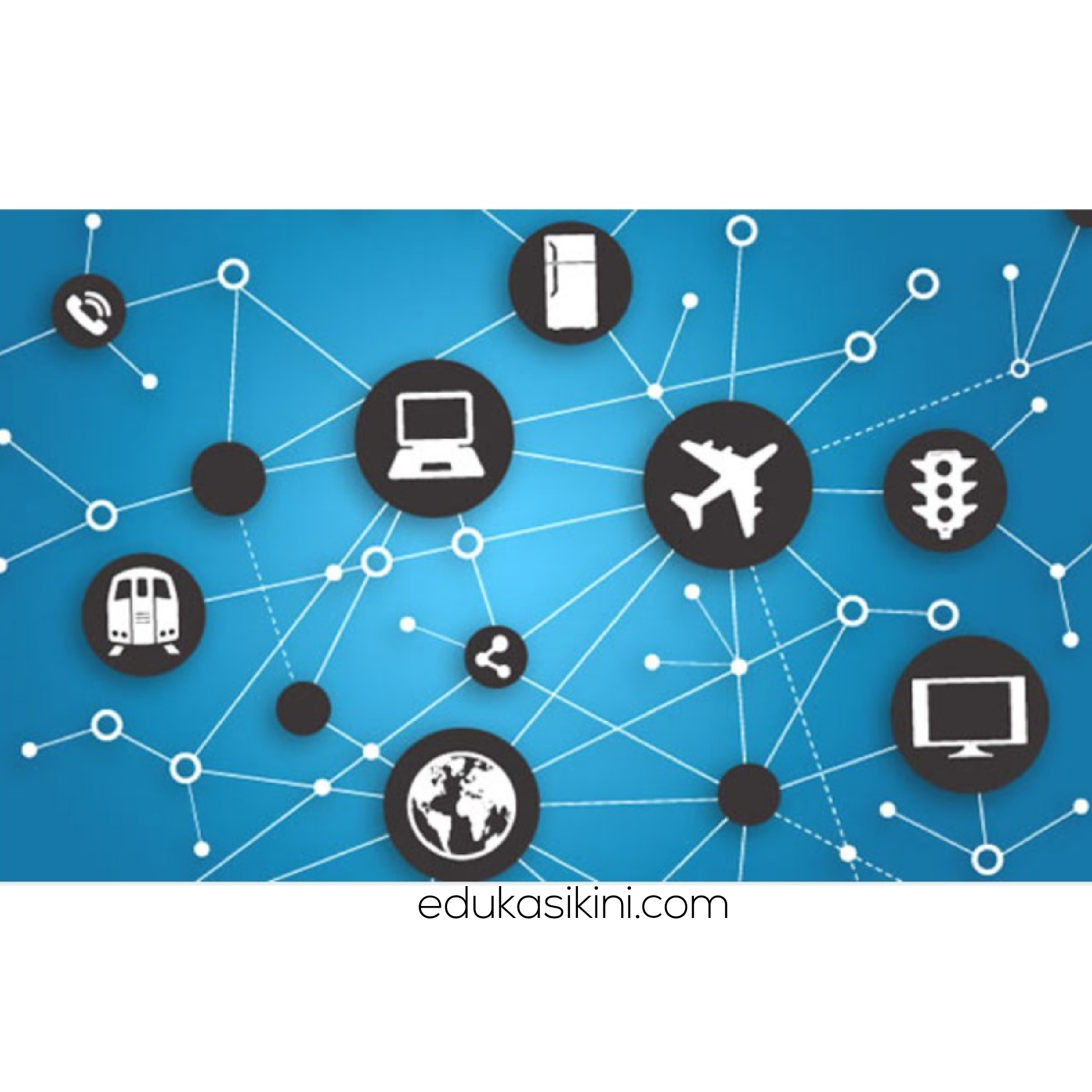 Internet untuk segala - Dasar, Tren Saat Ini dan Cakupan Masa Depan