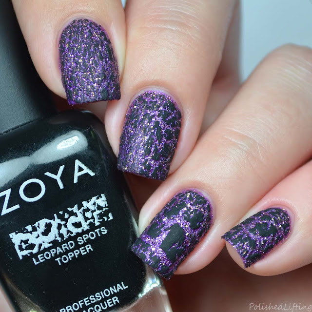 special effects nail polish topper