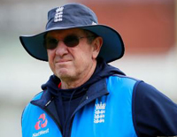 Trevor Bayliss As Head Coach Of Sun Risers Hyderabad