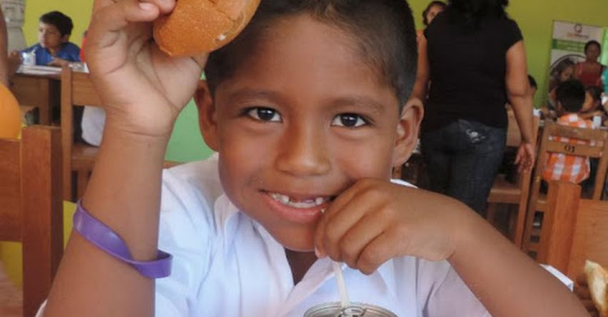 QALI WARMA: En Tumbes se aperturó el año escolar con bebibles ricos y nutritivos del programa social - www.qaliwarma.gob.pe