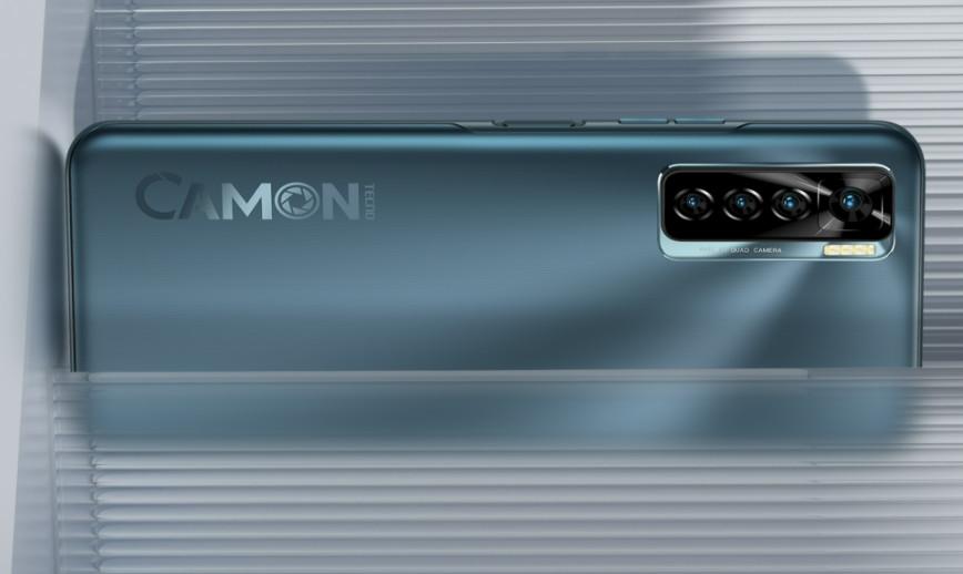 TECNO Mobile Camon 17 Pro, TECNO Mobile Camon 17 Pro Philippines, TECNO Mobile Camon 17 Pro Malibu Blue