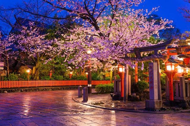 Những Cố Đô Nổi Tiếng Ở Nhật Bản
