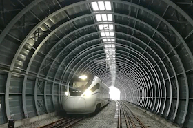 Top 10 underwater railway tunnel