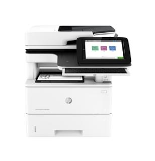HP LaserJet Managed Flow MFP E52645c Driver Download