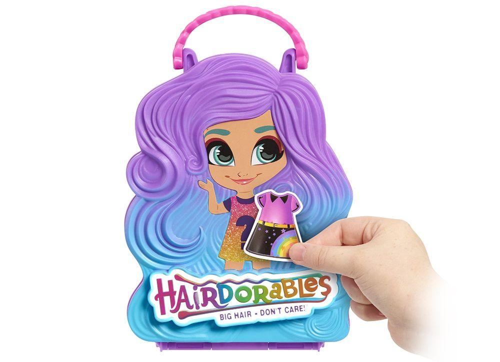 Ароматные куклы Хэрдораблс серия 4
