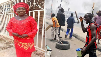 Why We Burnt PDP Women Leader To Death - Suspect Confesses