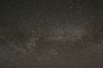 Cygnus constellation with the Milky Way