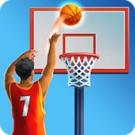 Basketball Stars (MOD, Fast Level Up) v1.17.0 on Android