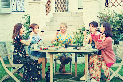 snsd girls for rest
