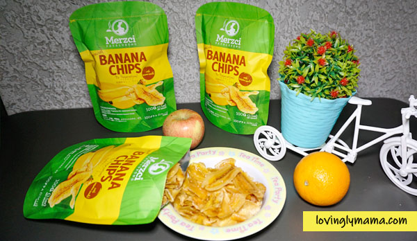 Merzci Pasalubong, Bacolod City, kids snacks, banana chips, natural snacks, healthy snacks, healthy food, fitness buff, Bacolod pasalubong, Merzci