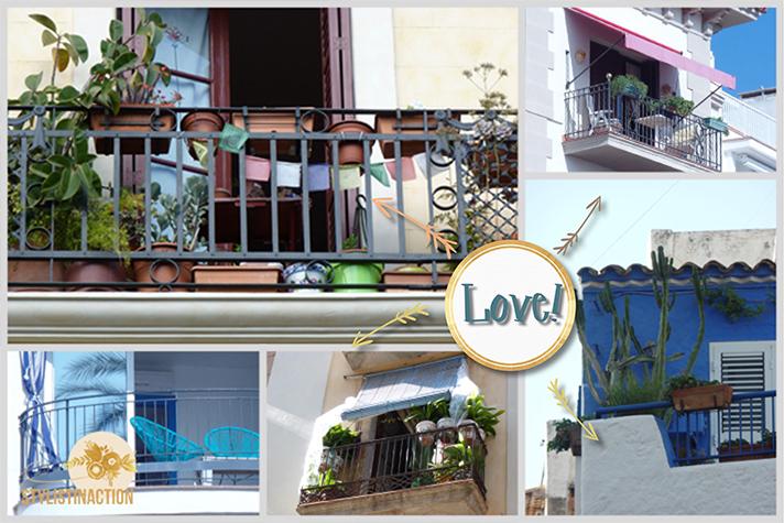 balcones super inspiradores para copiar la onda que tienen, distintos estilos pero todos increibles