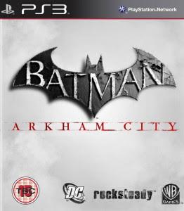 Download Batman Arkham City Torrent PS3 2011