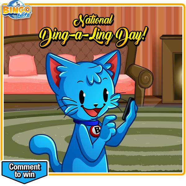 National Ding-A-Ling Day Wishes Photos