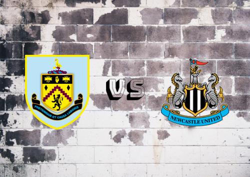 Burnley vs Newcastle United  Resumen