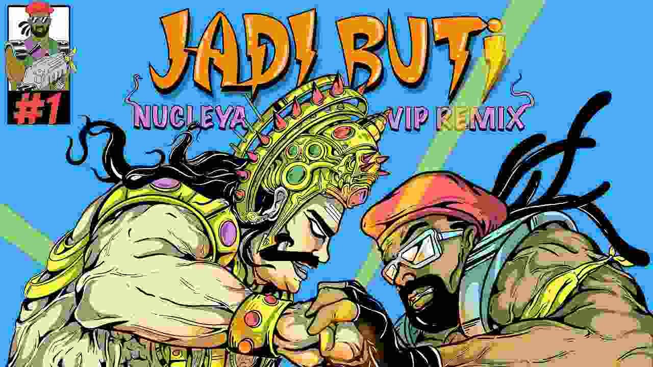 जड़ी बूटी Jadi buti lyrics in Hindi Rashmeet Kaur Music is the weapon Hindi Song