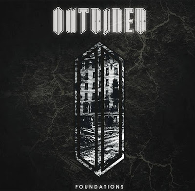 OUTRIDER NEW LOGO AND CD COVER