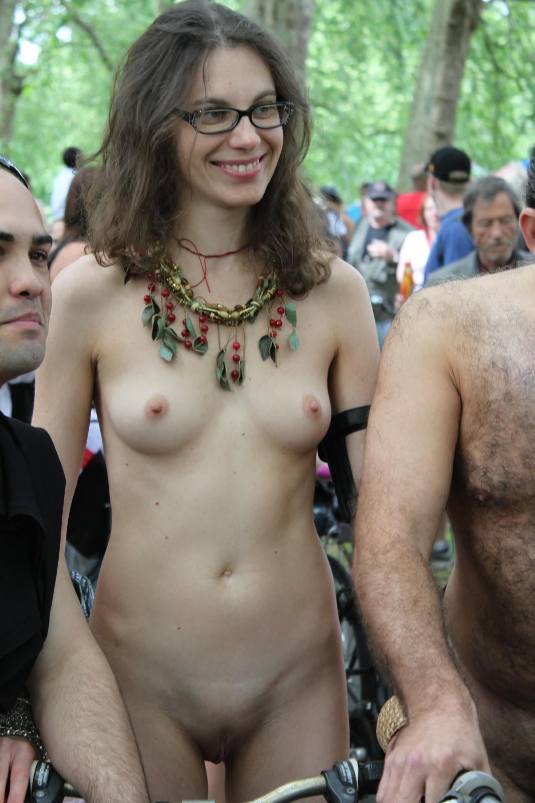 Nude Girls Of London