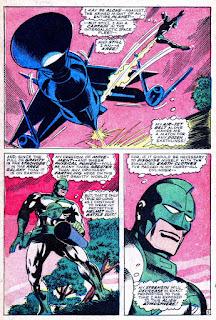 Reseña de Marvel Premiere. Los Vengadores: La Guerra Kree-Skrull, de Roy Thomas, Panini Comics