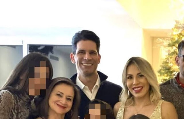 El chavista Jhonnathan Marín se pasa una Navidad feliz con su familia disfrutando del dinero desfalcado a Venezuela