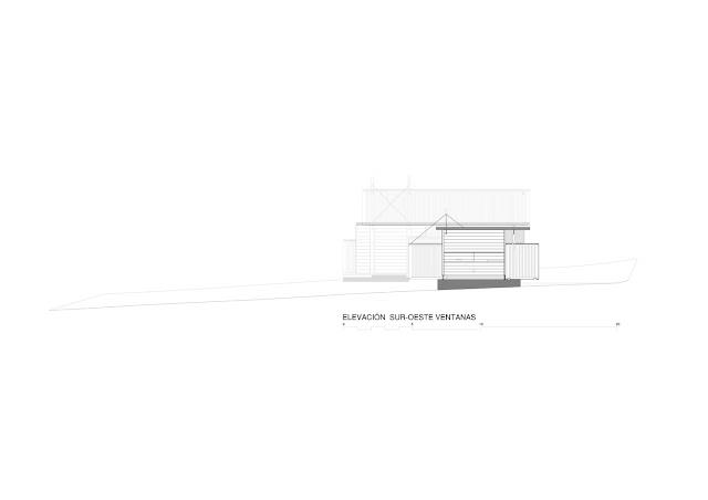 Casa RDP - Shipping Container Industrial Style House, Ecuador 58