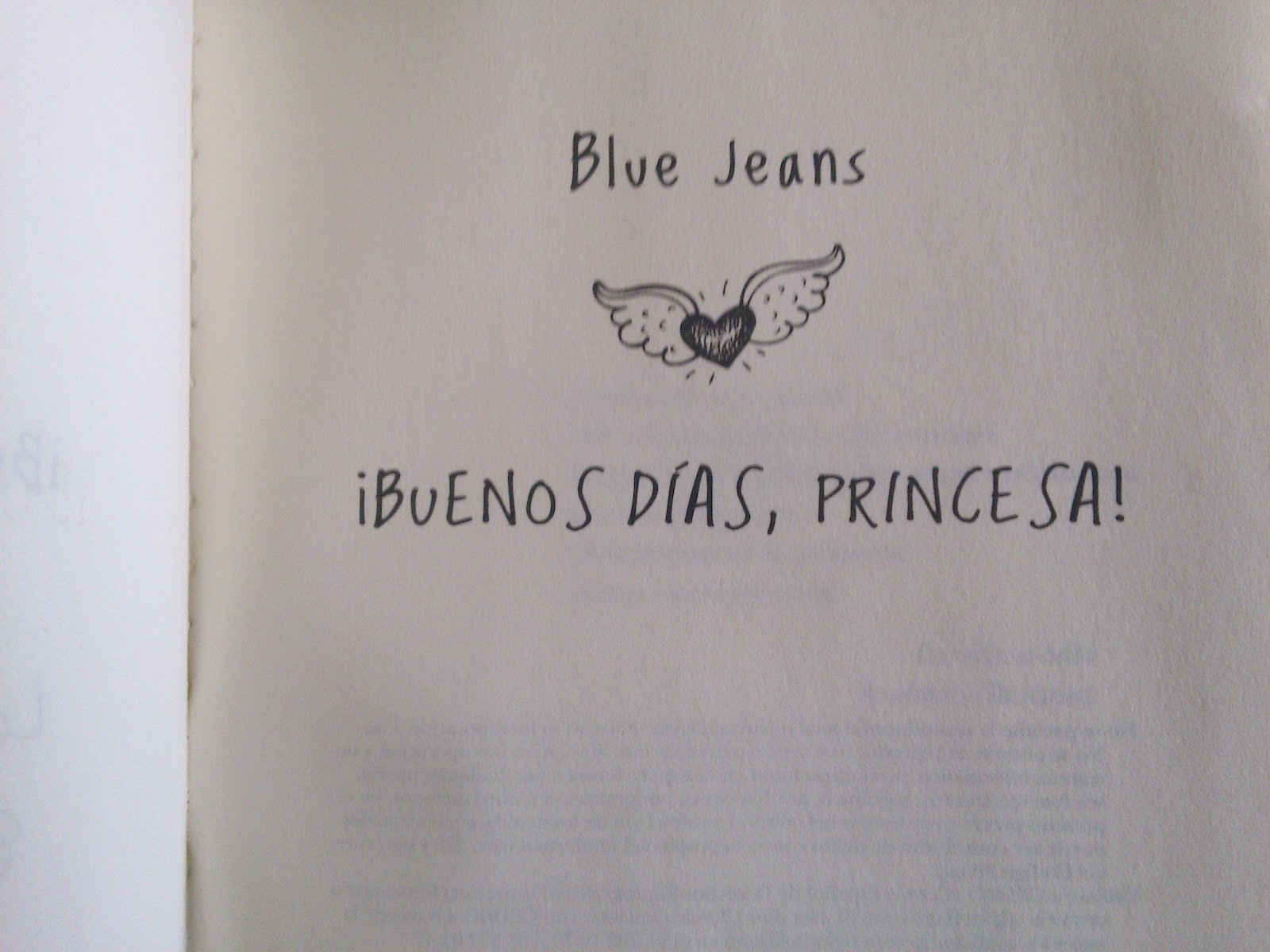 Frases Del Libro Buenos Dias Princesa So Many Books So Little Time Mi Vida Sin Libros